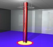 Pilarivuoraus / pillar lining / Laivasuunnittelu / Ship Design